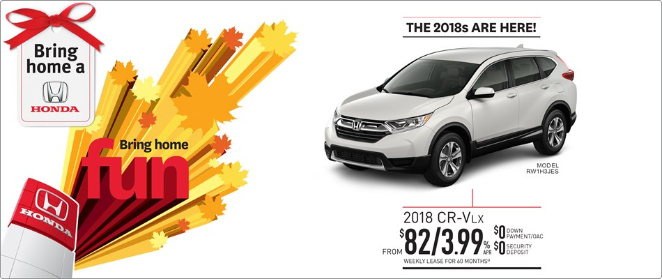 Save on CR-V