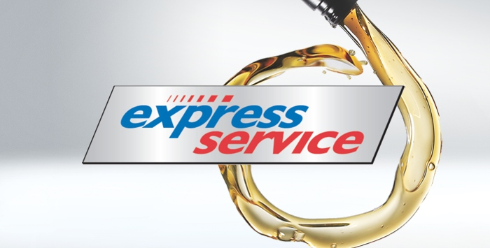 20-Minute or Free Express Oil Change