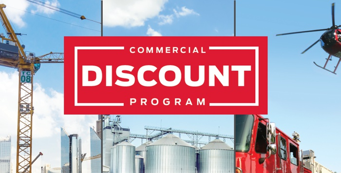 Commercial Discount Program