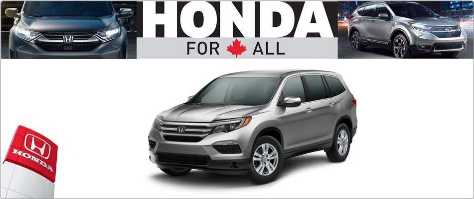 2018 Pilot from $125 Weekly