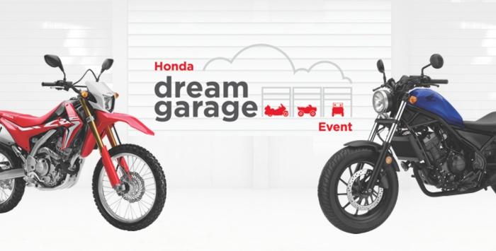 Dream Garage Event : Motorcycles
