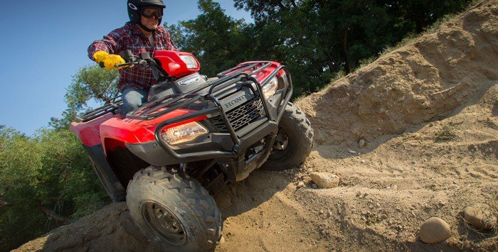 Test Honda's Best ATVs and SxSs at Kanata Honda