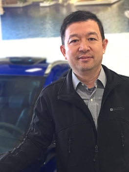 Michael  Kang