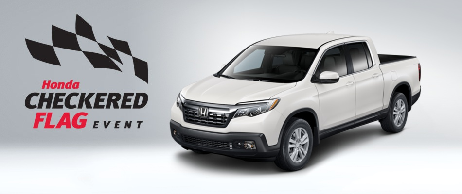 2018 Ridgeline from $115 Weekly