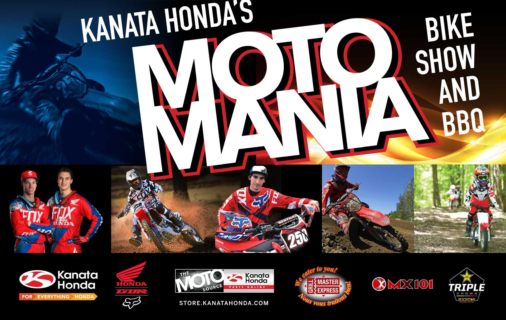 Moto Mania Bike Show + BBQ