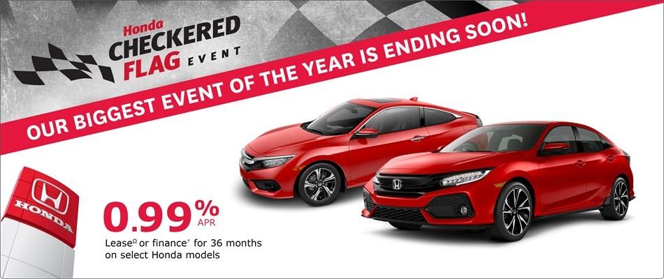 Great Honda Rates at Kanata Honda