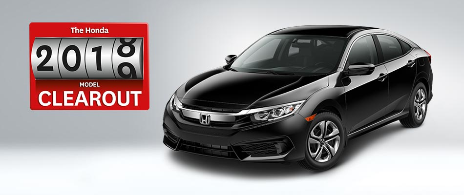 2018 Civic LX from $57 Weekly