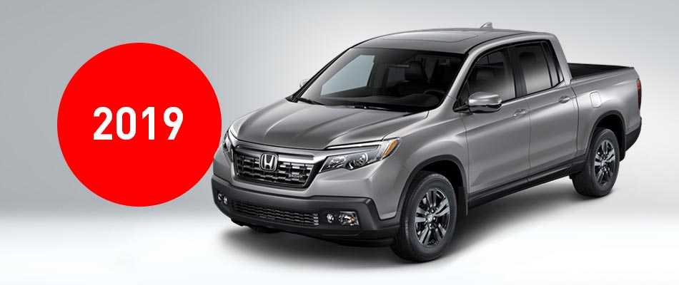 2019 Ridgeline from $121 Weekly