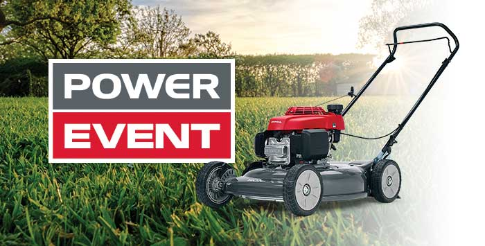 Kanata Power Event Specials: Lawnmowers