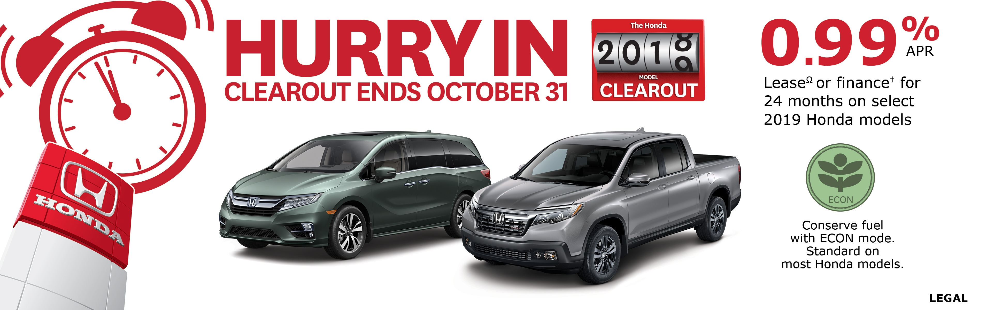 Get Great Rates on Honda at Kanata Honda