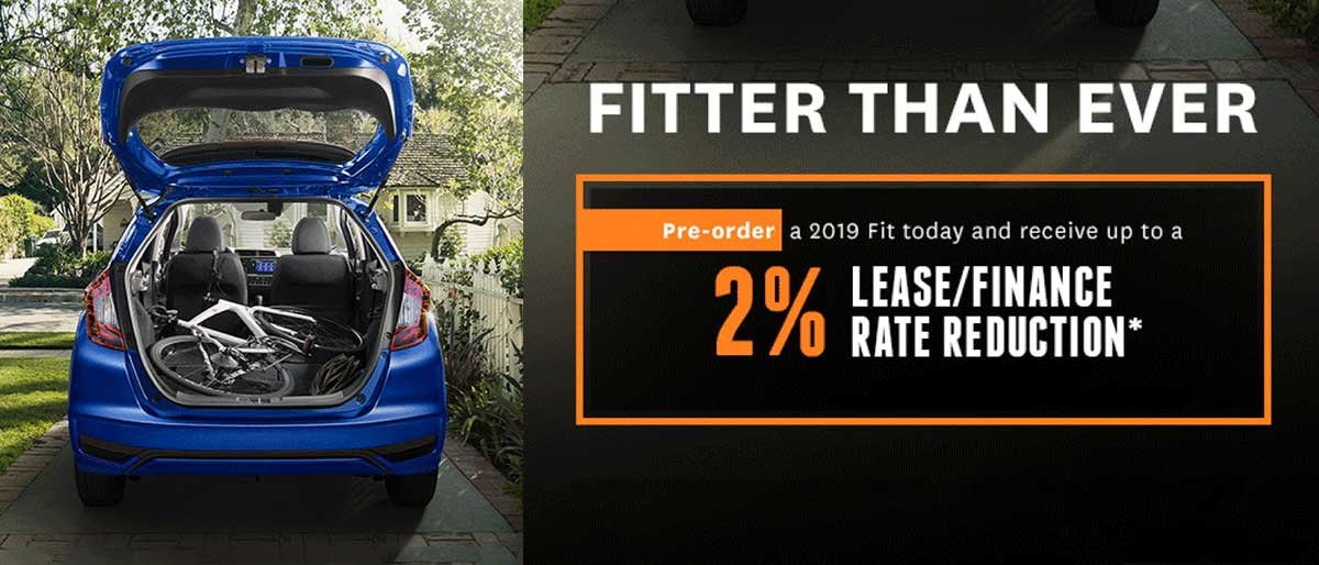 Pre-order your Fit and save