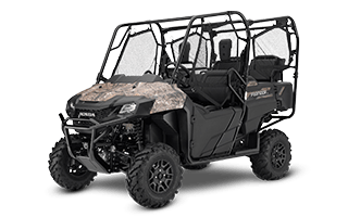 2017 Pioneer 700-4 Deluxe