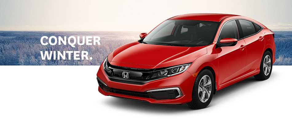 2019 Civic LX from $63 Weekly