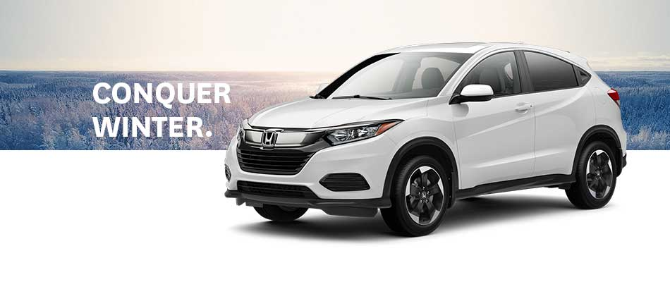 2019 HR-V from $75 Weekly
