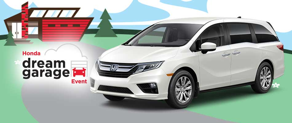 2019 Odyssey from $119 Weekly