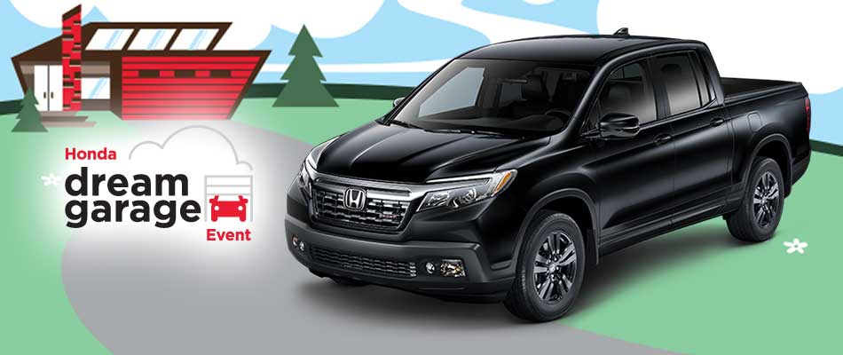 2019 Ridgeline from $133 Weekly