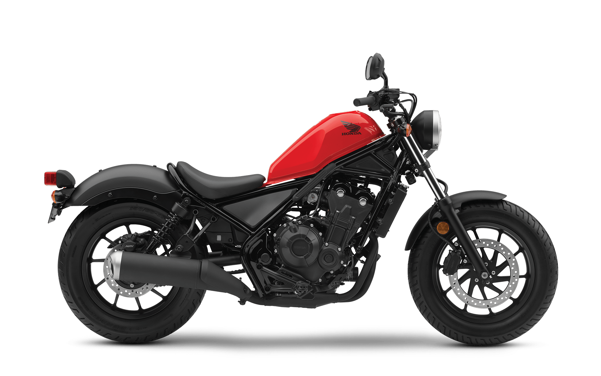 2018 Rebel 500 in Red