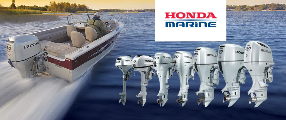 Save on Honda Marine