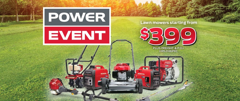 Save on everything for your lawn care
