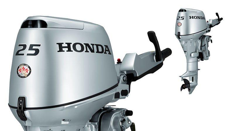 Honda Mid-Range Marine