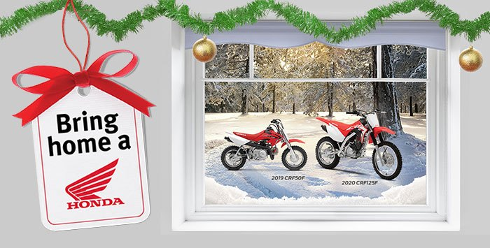 Bring Home a Honda Event: Motorcycle