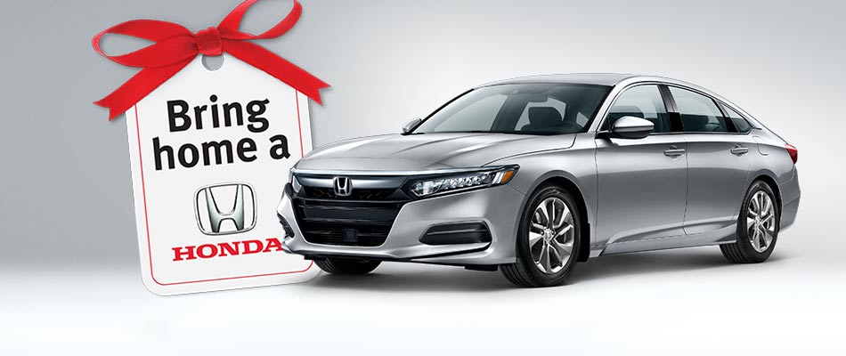 2020 Accord from $91 Weekly