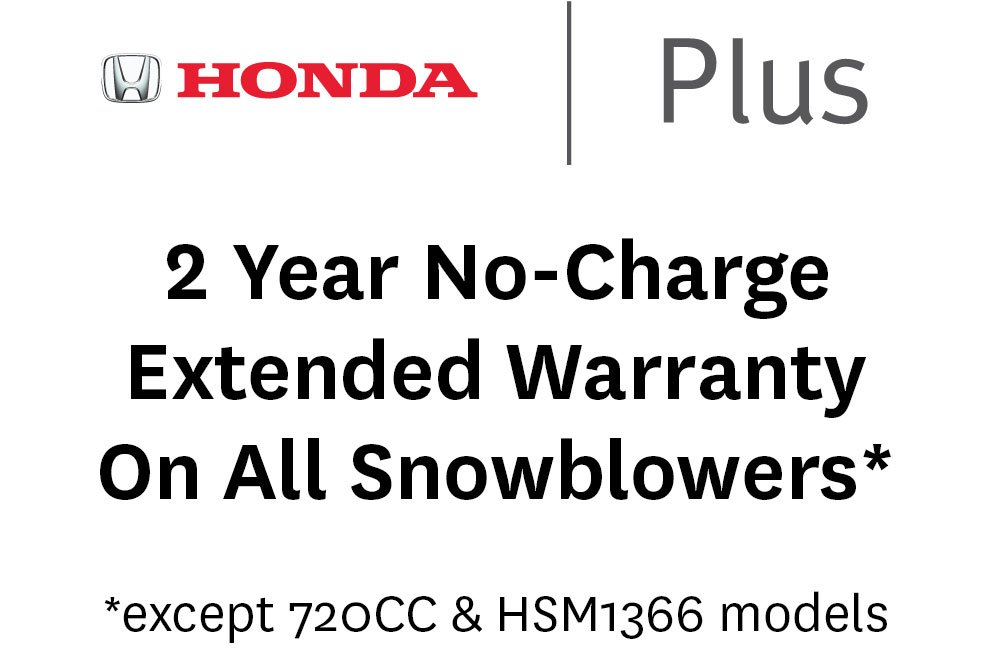 Honda Plus Extended Warranty