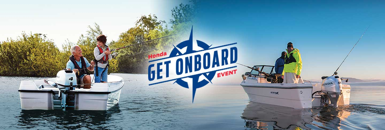 Get OnBoard Marine Sales Event