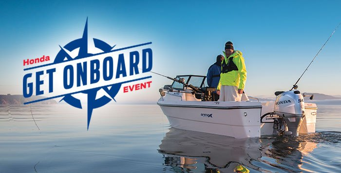 Get On Board Marine Sales Event