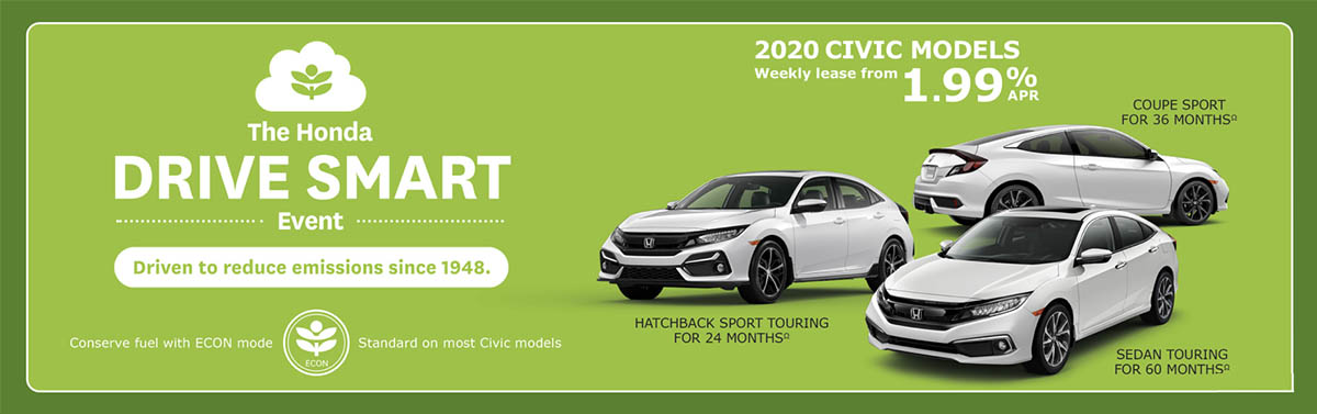 2020 Civic Offers