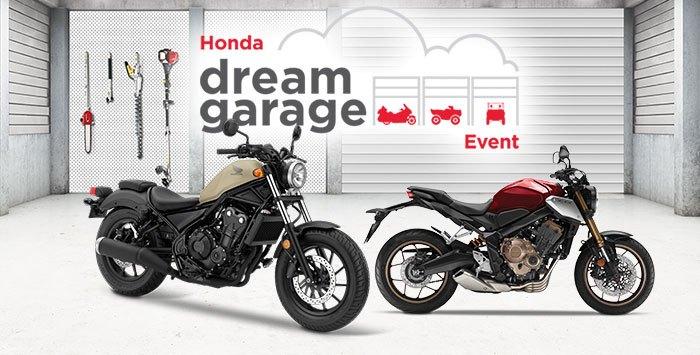 Dream Garage Event: Motorcycle