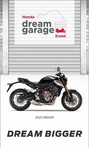 2020 CB650R at Kanata Honda