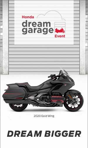 2020 Goldwing at Kanata Honda