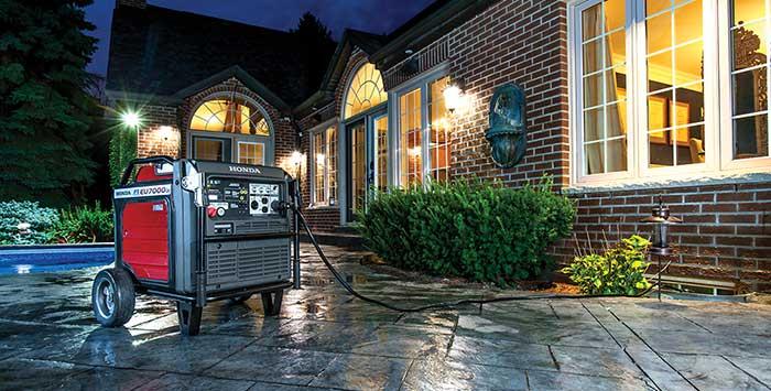 Power Equipment Savings: Generators