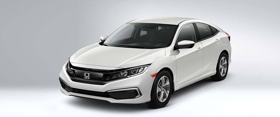 2020 Civic Sedan $1000 Bonus
