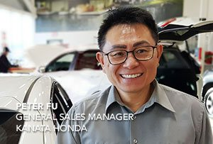 Peter Fu, General Sales Manager