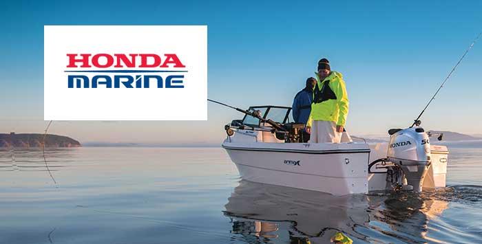 Honda Marine Outboard Engines