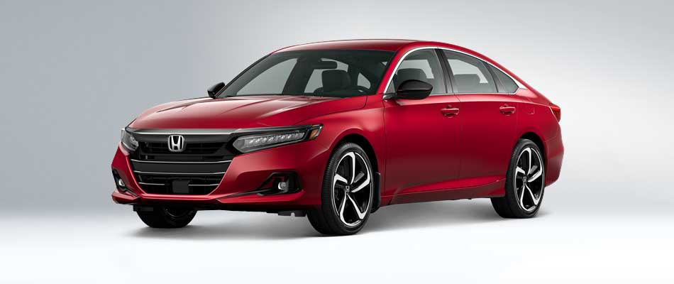 2021 Accord SE from $98 Weekly