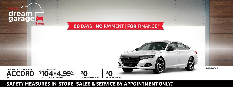 Save on Honda Accord at Kanata