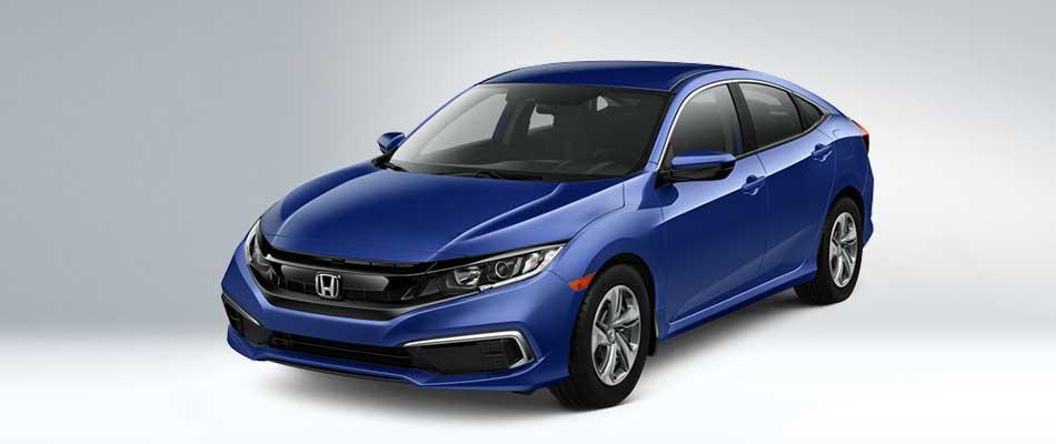 2021 Civic Sedan from $68 weekly