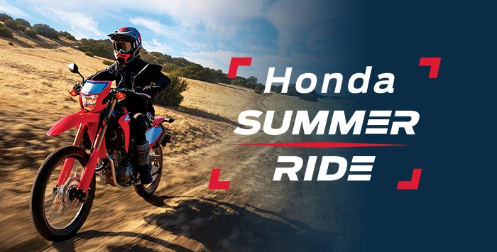 Summer Ride Event: Motorcycle & Scooter