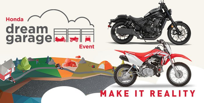 Dream Garage Event: Motorcycle