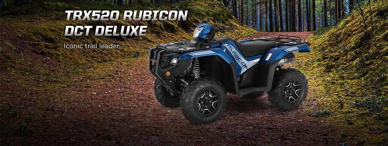 Shop 2022 Honda Rubicon ATVs at Kanata Honda