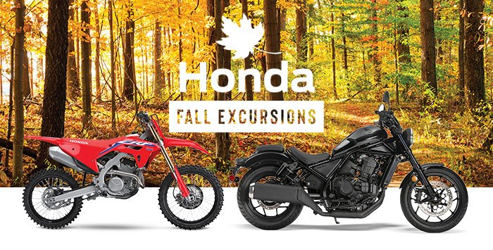 Fall Excursions Event: Motorcycle